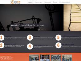 2bfit.gr - joomla - Web page suitable and accessible to people with disabilities - WCAG comformance