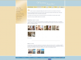 Locanda - Custom CMS - Web page suitable and accessible to people with disabilities - WCAG comformance
