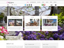 toroni-villamaria.com - Wordpress - Ιστοσελίδες προσβάσιμες σε αμέα - Πρότυπο WCAG 2.0
