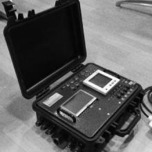 Portable Data Logging Device - Remote monitoring and control