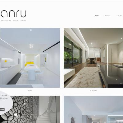Anru.gr - Squarespace website configuration - WCAG 2.0 Comformance / Compliance