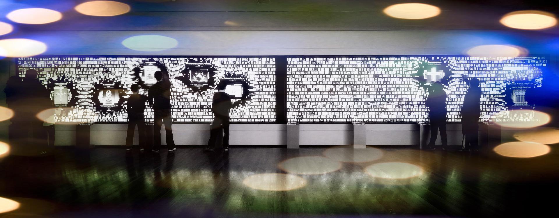Διάδραση στους εκθεσιακούς χώρους - Διαδραστικό Μουσείο - Εφαρμογές Πολυμέσων