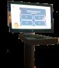 Leap Control i-kiosk - Σταθμός πληροφοριών με έλεγχο χωρίς φυσική επαφή